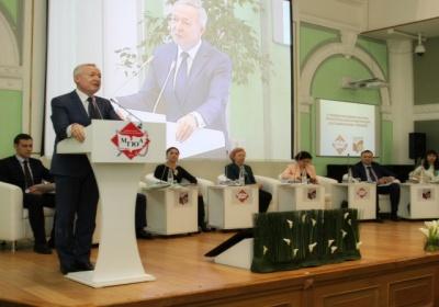 Отчет о внешних мероприятиях РГУП за 2015-2016 учебный год